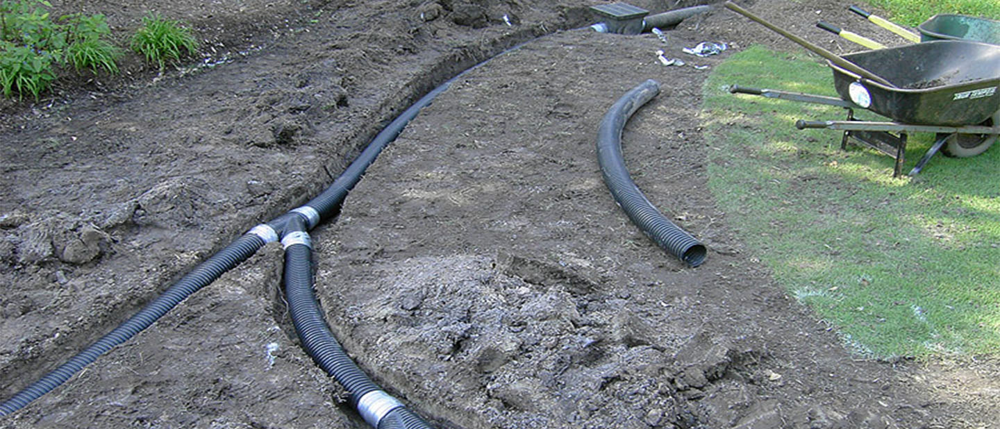 installing irrigation on large scale