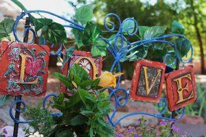 Outdoor Art for garden